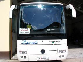 MERCEDES TOURISMO 0 350